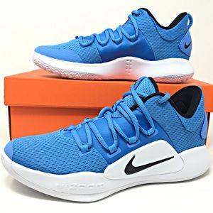 Nike Hyperdunk X Low TB Blue Mens Basketball Shoe